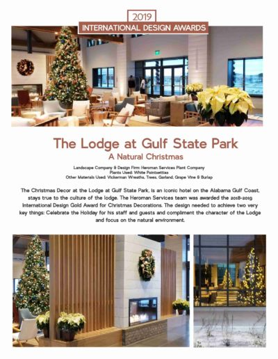 The Lodge – Gulf State Park