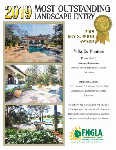 Villa De Plantas, Pensacola, FL